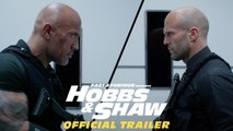 Fast & Furious Presents- Hobbs & Shaw - Official Trailer #2 [HD]