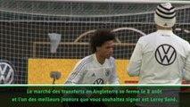 """Bayern - Salihamidzic : """"Sané ? Je ne vous dirai rien sur le marché des transferts"""""""