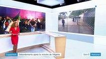 Un mort et de lourds dégâts après la victoire de l'Algérie