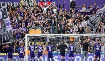 Anderlecht: l'ancien stade Constant Vanden Stock s'appelle désormais le Lotto Park