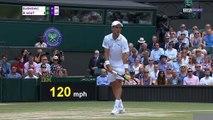 Wimbledon : Quelle défense de Djokovic !