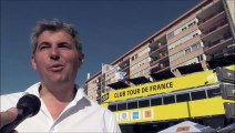 Gilles Platret espère voir revenir le Tour de France à Chalon