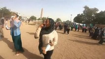 Woman highlight the alleged cost of being part of Sudan's uprising
