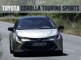 Essai Toyota Corolla Touring Sports Hybride 180h Collection (2019)