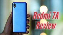 Redmi 7A Review: Best smartphone under 6K