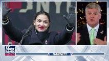 Fox News' Sean Hannity Is Making An Unprecedented Offer to Congresswoman Alexandria Ocasio-Cortez