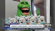 Horror-themed bakery opens in Chandler