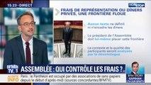 Dépenses de François de Rugy: qui contrôle les frais à l'Assemblée Nationale?