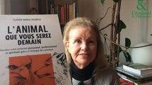 Interview 3 de Claude Maïka Degrese : L'aigle et son regard perçant sur la vie
