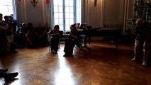 VIDEO. Le festival des mandolines mène Remiremont en Italie