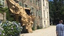 À Pont-Scorff, l'art contemporain s'invite