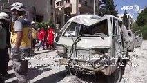 مقتل 10 مدنيين جراء غارات لقوات النظام على شمال غرب سوريا (المرصد)