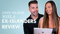 Love Island's Kendall and Sam on why Amy left the villa
