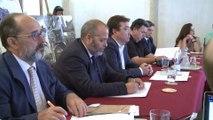 Vara participa en la clausura del Consejo GEM Extremadura