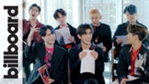 GOT7 Play 'How Well Do You Know Your Bandmates?' | Billboard