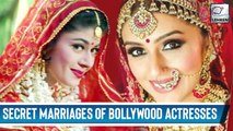 List Of 5 Bollywood Actresses Who Secretly Got Married | Pooja Batra, Aarti Chabria