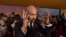 'The Lion King' World Premiere: Keegan-Michael Key