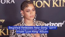 Beyonce Reveals New Music For 'The Lion King'