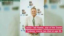 Actor Tab Hunter Dies Age 86