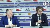 OL : Juninho répond à la rumeur Fekir au Betis