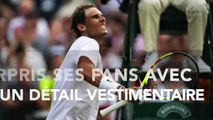 Wimbledon  pour affronter Roger Federer, Rafael Nadal va porter une montre au prix affolant