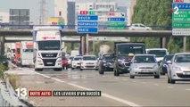 Automobile : les boîtes de vitesse automatiques ont le vent en poupe
