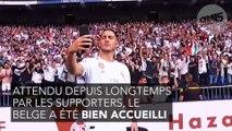 Le physique d'Eden Hazard inquiète les supporters du Real !