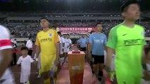Rafa Benitez's side Dalian Yifang beat Guangzhou R and F 3-2 in CSL