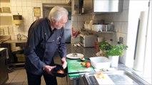 Frivolité de saumon fumé, tartare d'avocat et tomates : la recette du chef Casteran