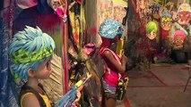 Pharrell Williams und die bunte Kunst