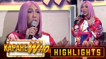 Vice Ganda gives his advice to those who feel stressed | It's Showtime KapareWho