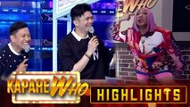Vice Ganda answers what comes first from chicken and egg | It's Showtime KapareWho