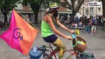 VIDEO. Tours : la Vélorution est en route !