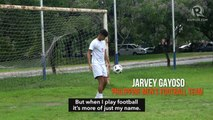 ATHLETE'S CORNER: Jarvey Gayoso vies for 2019 SEA Games glory