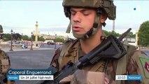 14-Juillet : un défilé militaire placé sous le signe de la technologie
