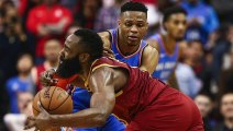 Russell Westbrook Reunited With James Harden After Thunder-Rockets Deal