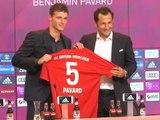 Bayern - Pavard portera le numéro 5