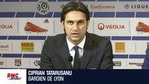 """OL : """"Personne ne m'a dit que je venais pour être numéro 2"""" prévient Tatarusanu"""