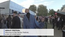 Henley Festival, a different kind of festival