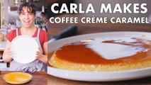 Carla Makes Coffee Crème Caramel