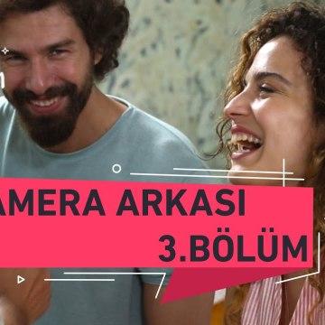 Benim Tatlı Yalanım Kamera Arkası - 3. Bölüm