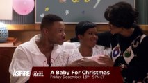 A BABY FOR CHRISTMAS (2015) Preview VO - INTERVIEW
