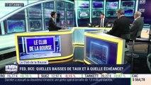 Le Club de la Bourse: Philippe Forni, Vincent Lequertier, Alain du Brusle et Sabrina Quagliozzi,  - 12/07
