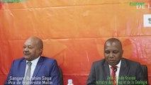 Invité des Rédactions Ministre Jean-Claude Kouassi