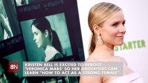 Kristen Bell Is Rebooting 'Veronica Mars'