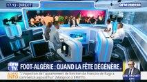 Foot-Algérie: quand la fête dégénère (1/2)