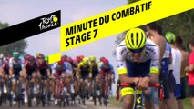 La minute du combatif Antargaz - Étape 7 - Tour de France 2019
