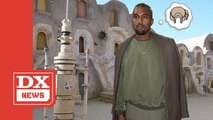 "Kanye West To Build ""Star Wars"" Inspired Low Income Housing In L.A."