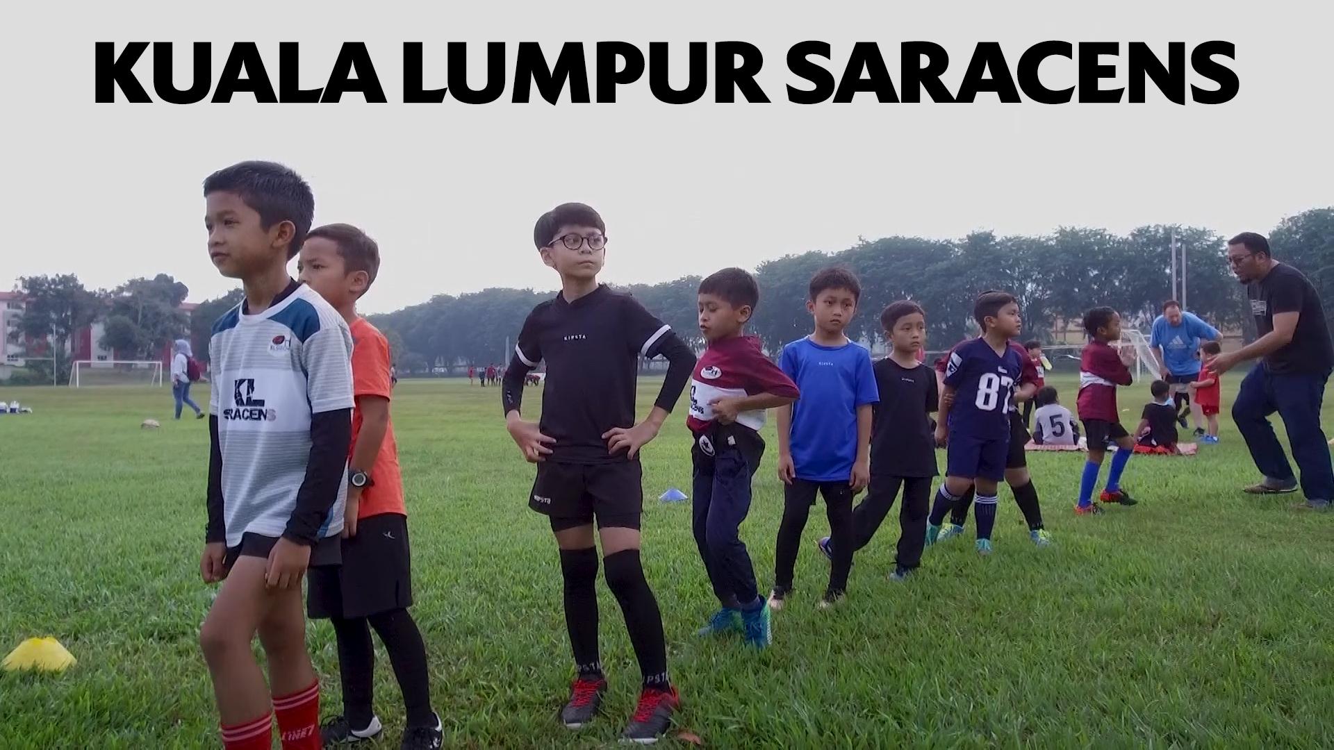 Kuala Lumpur Saracens   Growing the game in Malaysia
