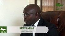 """KOKO-MICA : """"Les jeunes centrafricains doivent être formés aux besoins réels des entreprises """""""